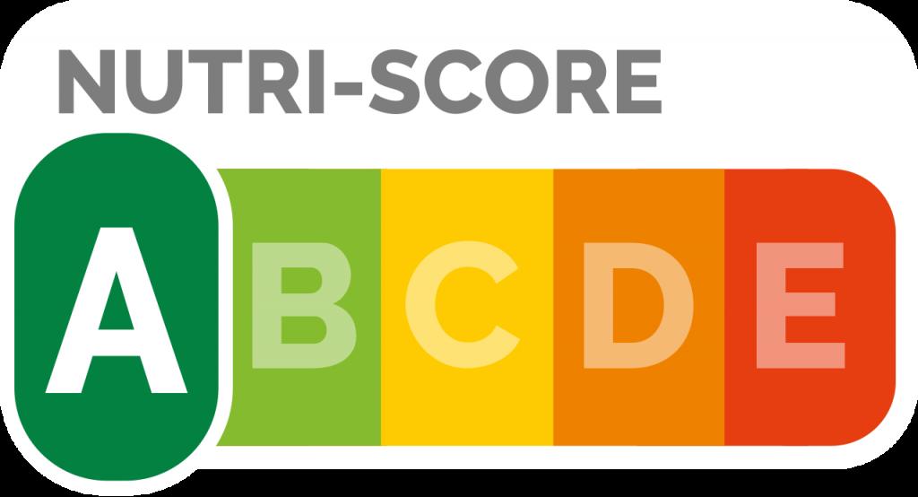 l'étiquette nutri-score qui note un produit alimentaire