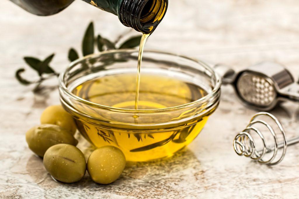 l'huile d'olive pour les lipides