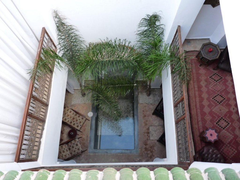 Riad de Marrakech (Maroc)