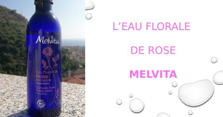 L'eau florale de Rose – Melvita