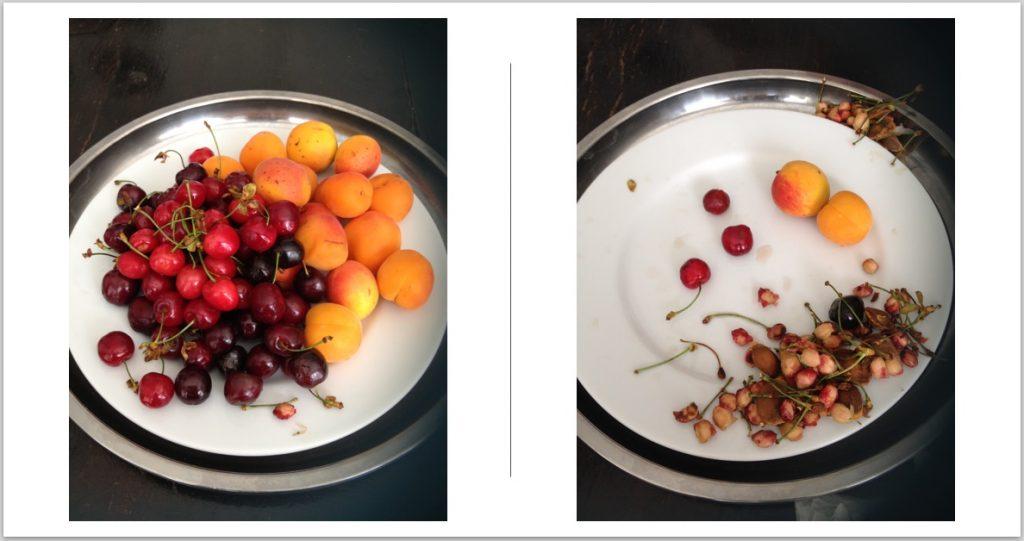 fruits du Maroc
