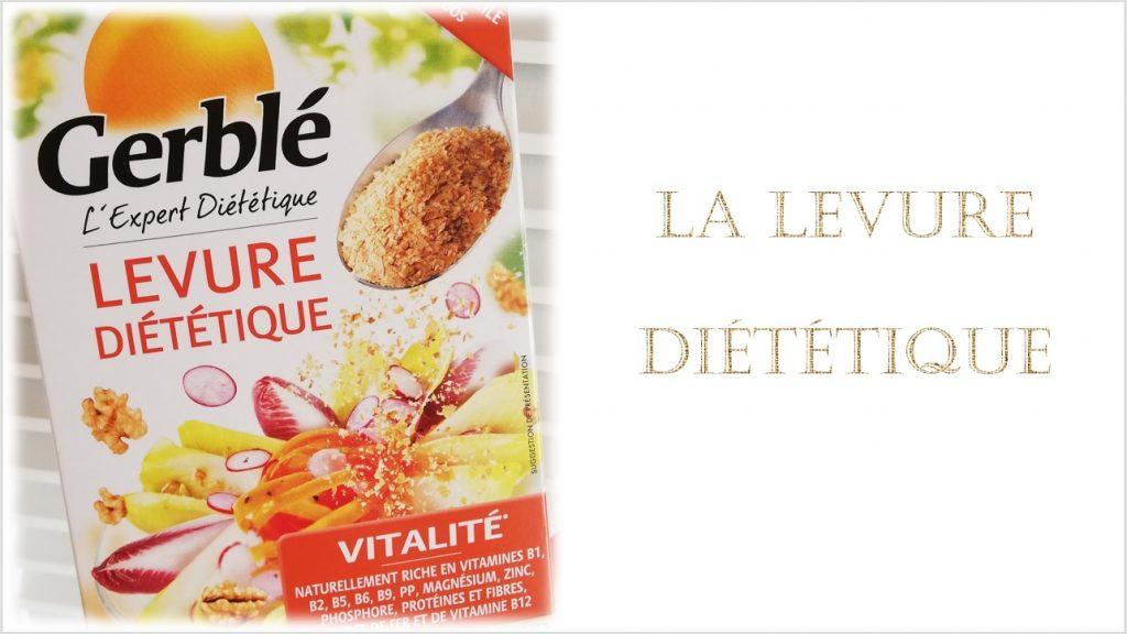 la levure diététique, un de mes indispensables alimentaires