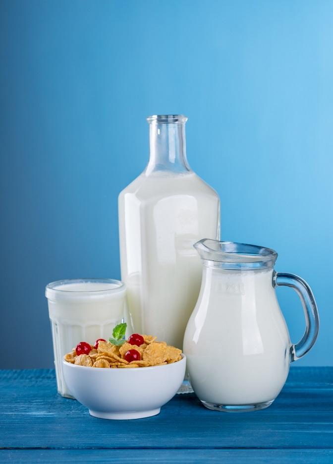 Allergies et Intolérances alimentaires aux laitages