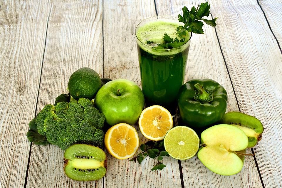 les combinaisons alimentaires de fruits et légumes