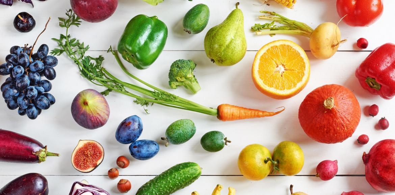 Les nutriments de notre alimentation