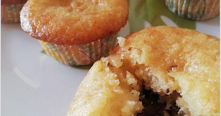 Muffin Cœur coulant VEGAN