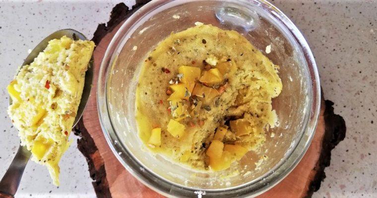 Mug Cake Salé sans Gluten