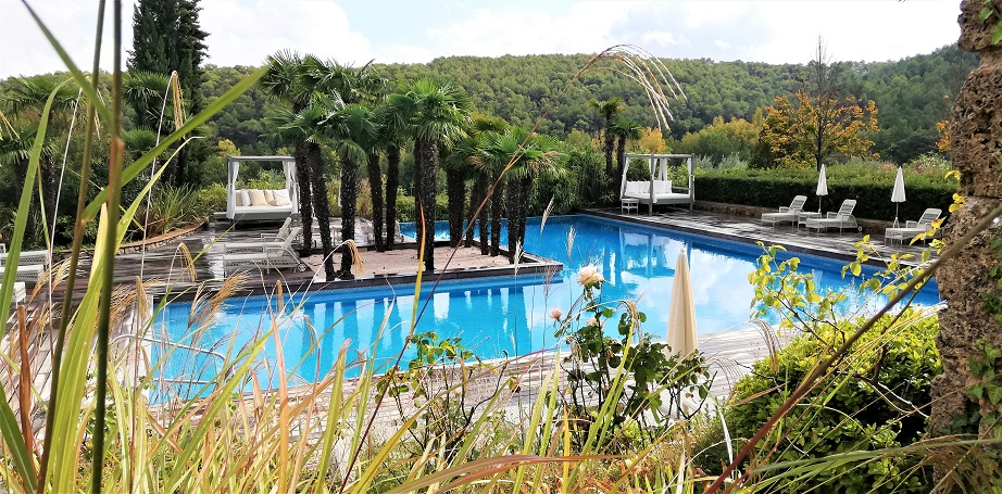 piscine du domaine de berne