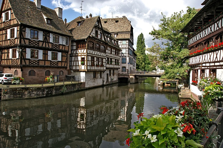 photo prise en alsace