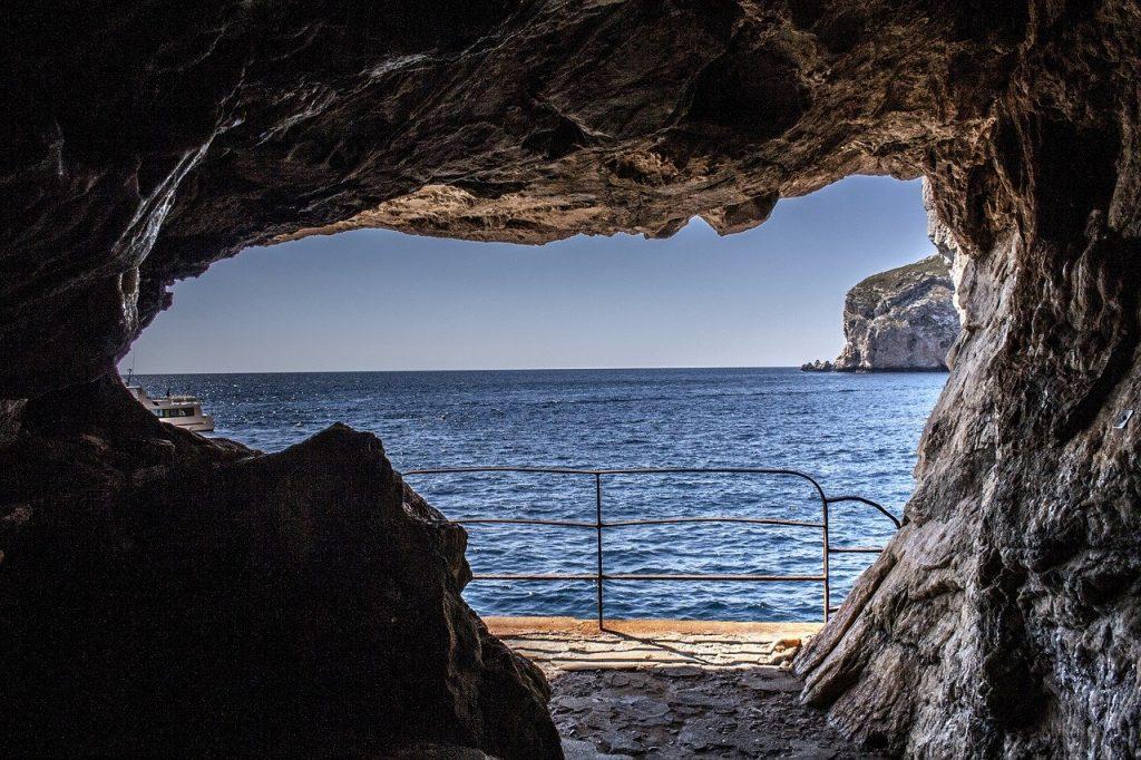 les grottes de neptune en sardaigne