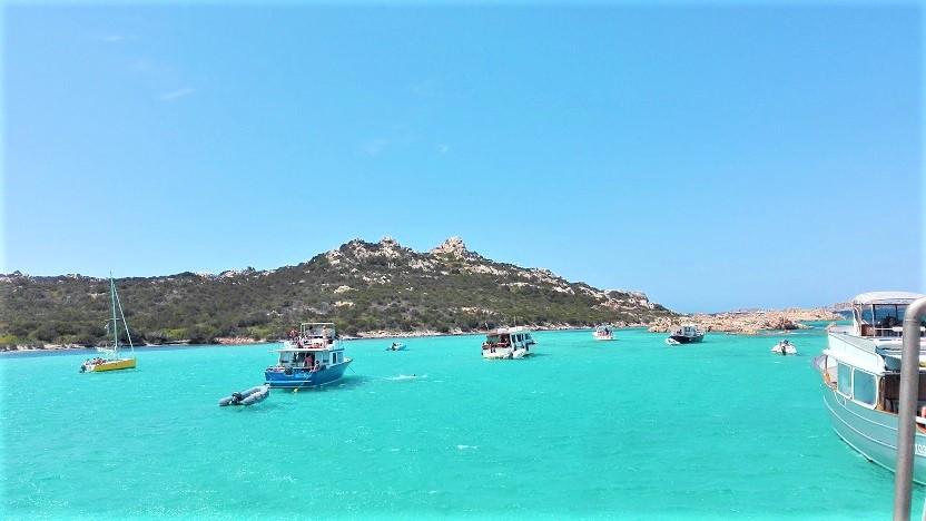 l'archipel de la maddalena, célèbre en Sardaigne