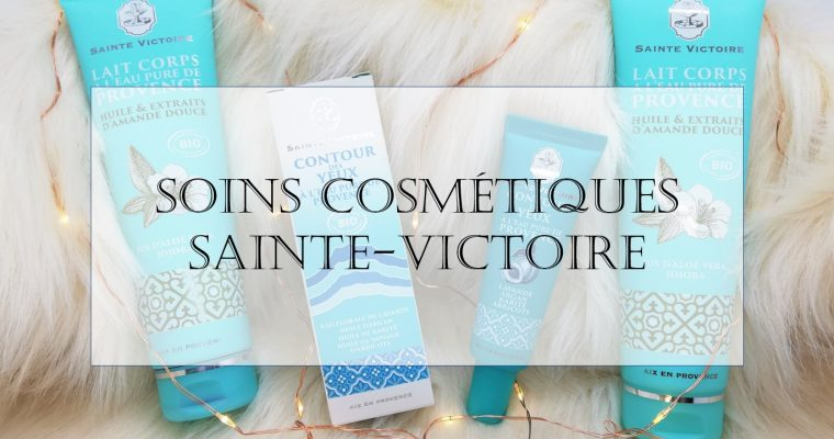 sainte-victoire cosmétique