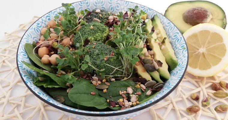 Buddha Bowl Vert