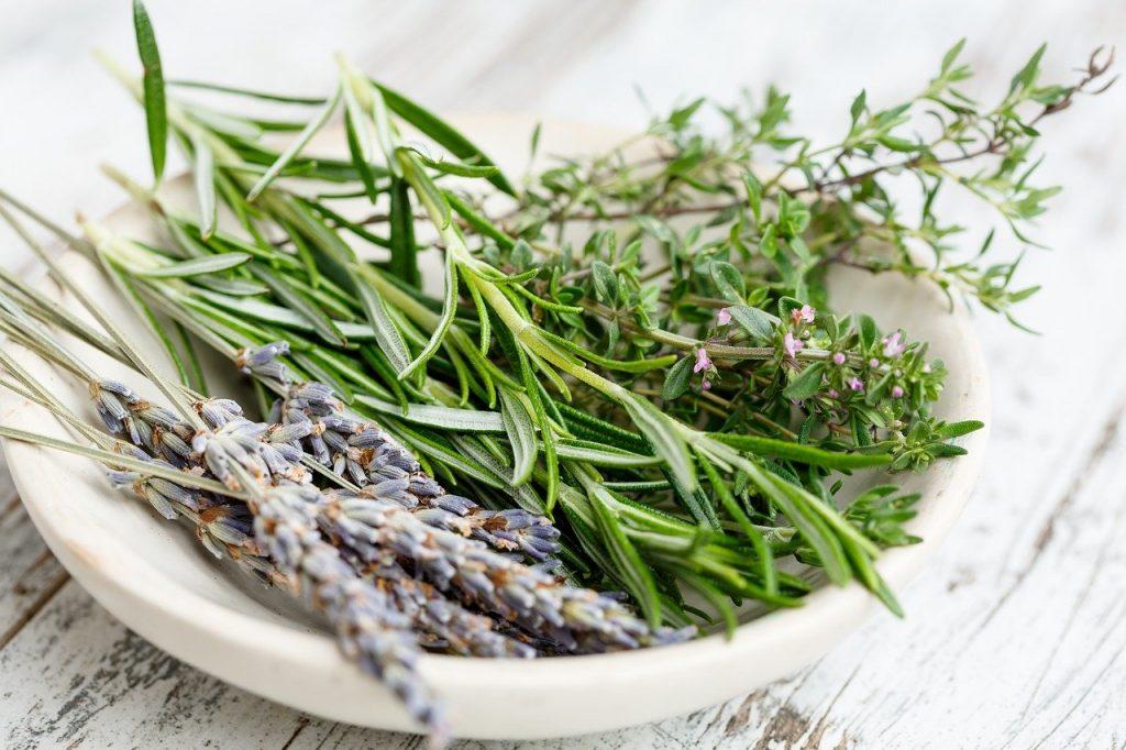 les bienfaits des herbes aromatiques
