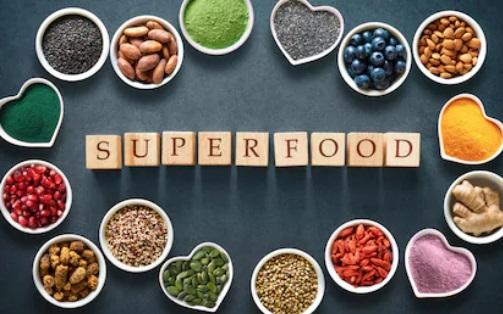 les super-aliments santé