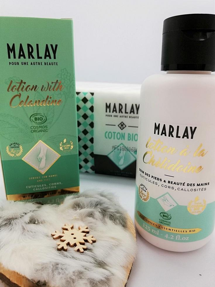 marlay cosmétics soin des mains et des pieds