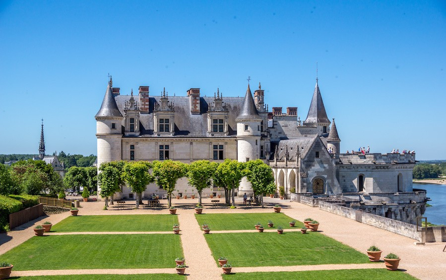 château de la loire amboise