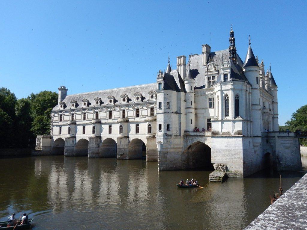 château de la loire chenonceau
