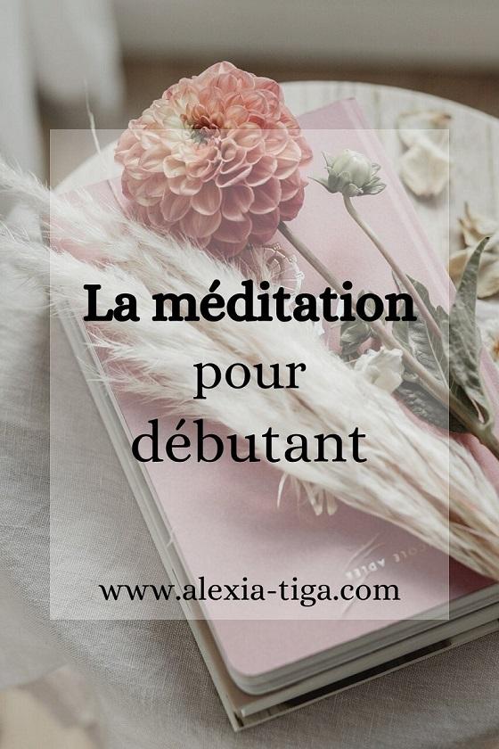 la méditation pour débutant
