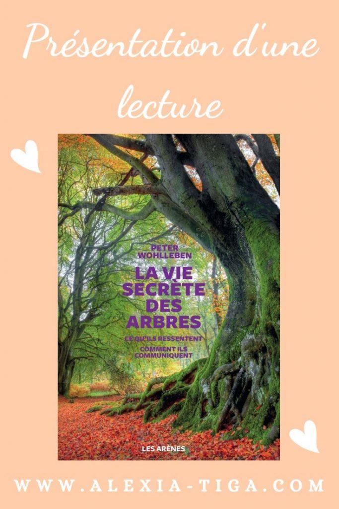 mon avis sur la vie secrète des arbres