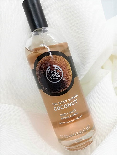 brume coco the body shop
