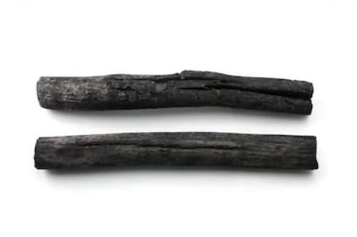 Charbon de bois Binchotan filtre à eau 100% naturel