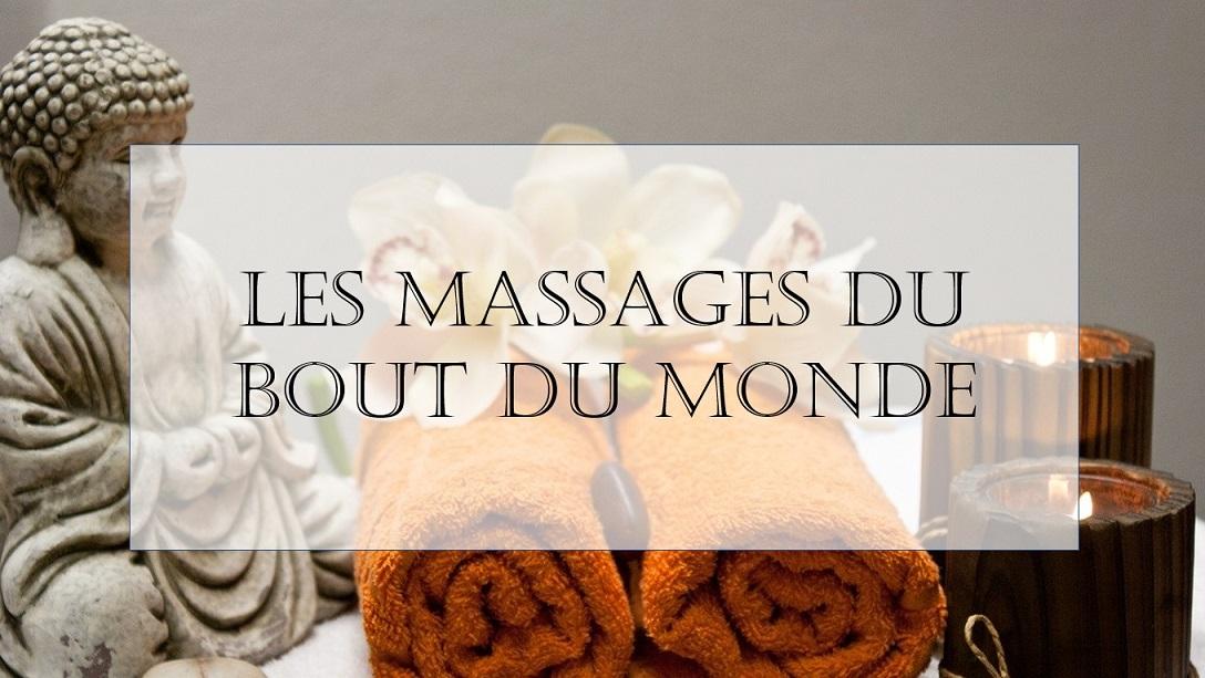 Les différents types de massage et leurs bienfaits