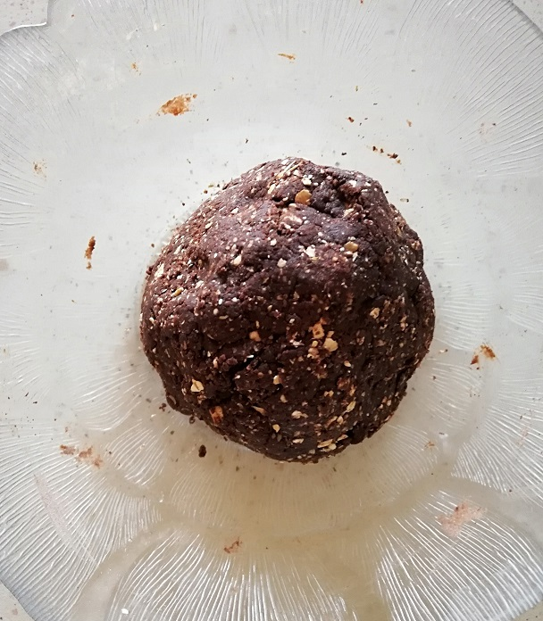 cookies au chocolat et flocon d'avoine