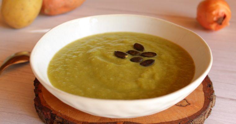 Soupe de poireaux simplissime