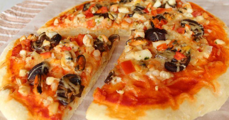 La pizza océane