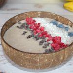 smoothie bowl au lait de coco