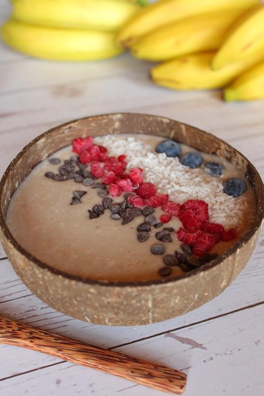 recette du smoothie bowl coco