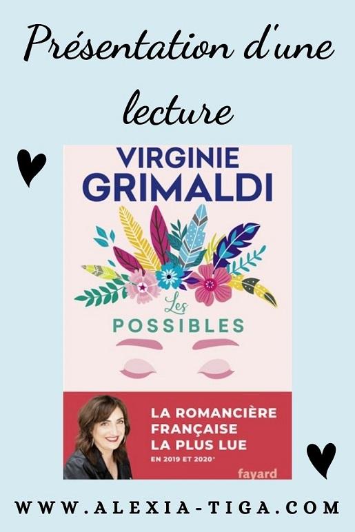 Virginie Grimaldi Les Possibles